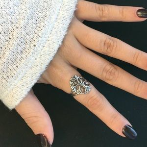 james avery tree of life ring!